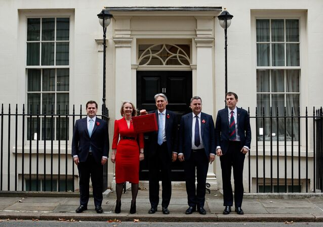 Exchequer Secretary to the Treasury Robert Jenrick, Chief Secretary to the Treasury Liz Truss, Paymaster General and Financial Secretary to the Treasury Mel Stride and Economic Secretary to the Treasury and City Minister John Glen