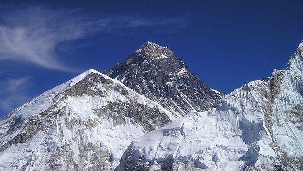 Mount Everest in Nepal - Sputnik International