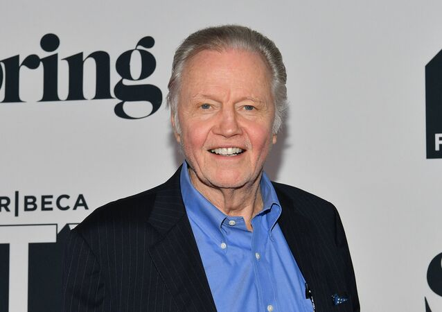 NEW YORK, NEW YORK - SEPTEMBER 23: Jon Voight attends the Ray Donovan Season 6 Premiere during the 2018 Tribeca TV Festival at Spring Studios on September 23, 2018 in New York City.   Dia Dipasupil/Getty Images/AFP