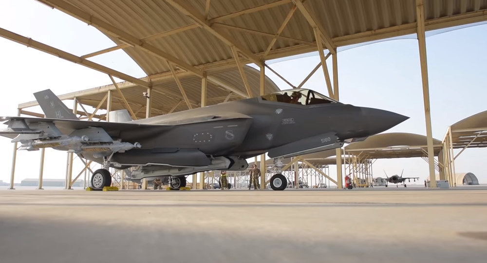 In shift, Netanyahu approves United States sale of F-35s to UAE