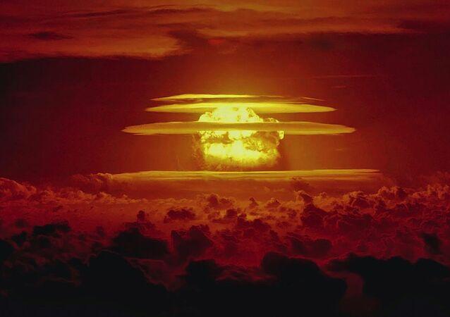 Castle Bravo nuclear test
