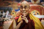 Tenzin Gyatso, known as the 14th Dalai Lama.