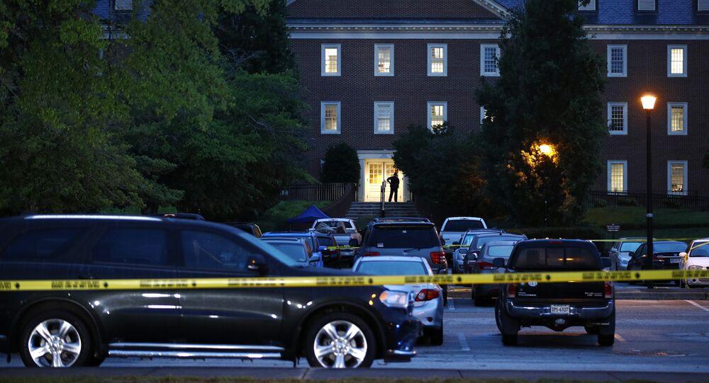 Virginia Police Shooting