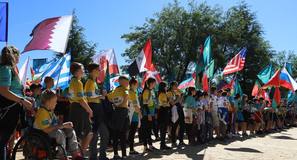 2019 International Friendship Camp Day Opening Ceremony