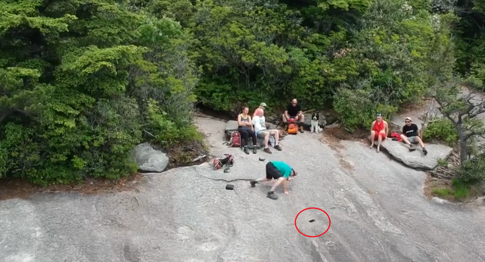 Attempted Drone Selfie Turns to Family Fail
