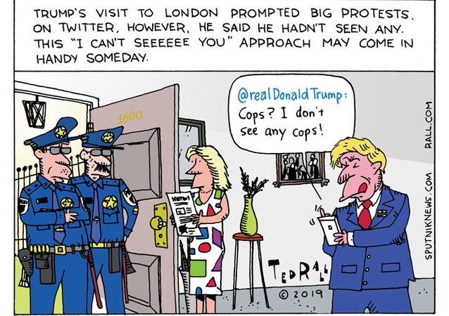 Lying in London