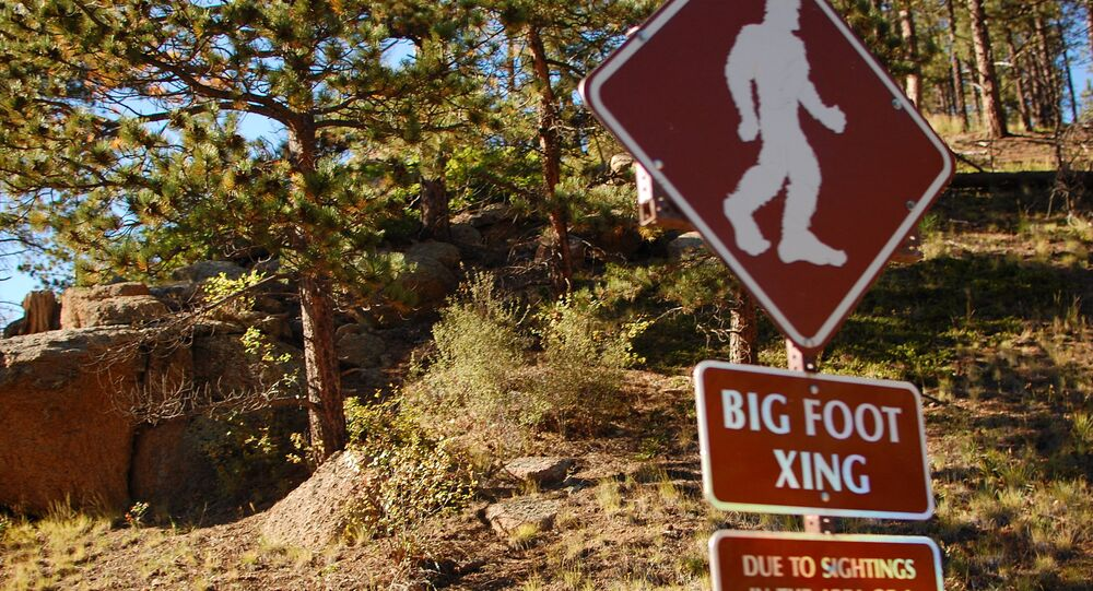 Bigfoot Xing
