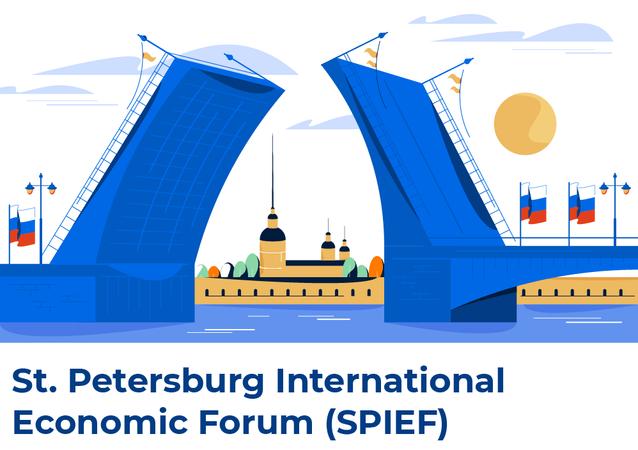 St. Petersburg International Economic Forum (SPIEF)