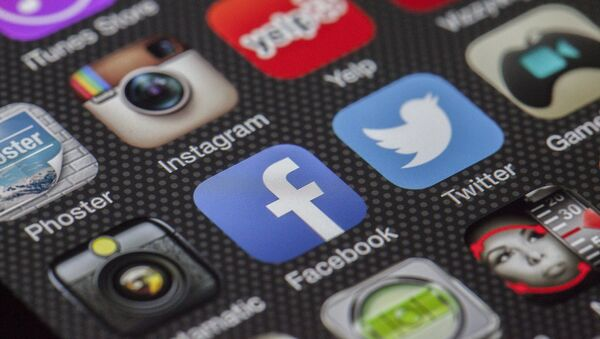 Twitter, Facebook  - Sputnik International