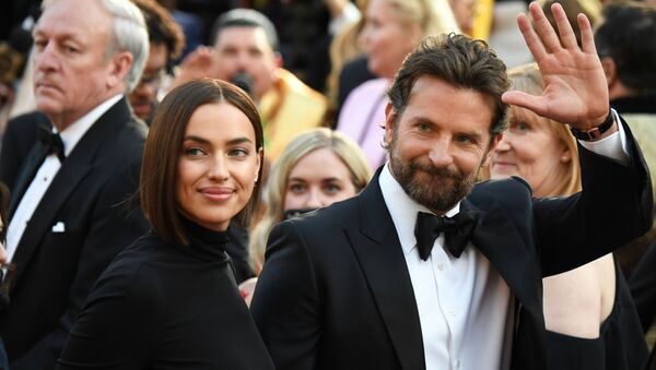 Best Actor nominee for A Star is Born Bradley Cooper (L) and his wife Russian model Irina Shayk arrive for the 91st Annual Academy Awards at the Dolby Theatre in Hollywood, California on February 24, 2019 - Sputnik International