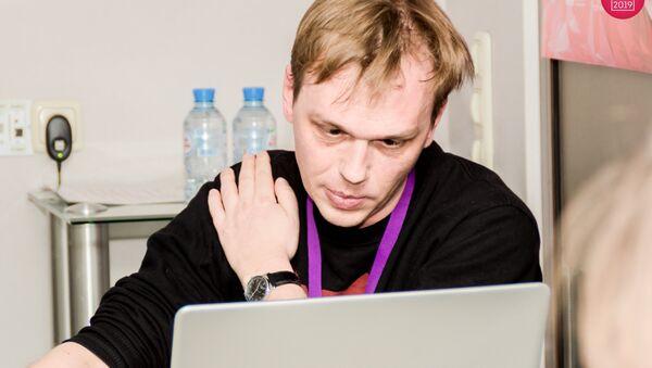 Ivan Golunov  - Sputnik International