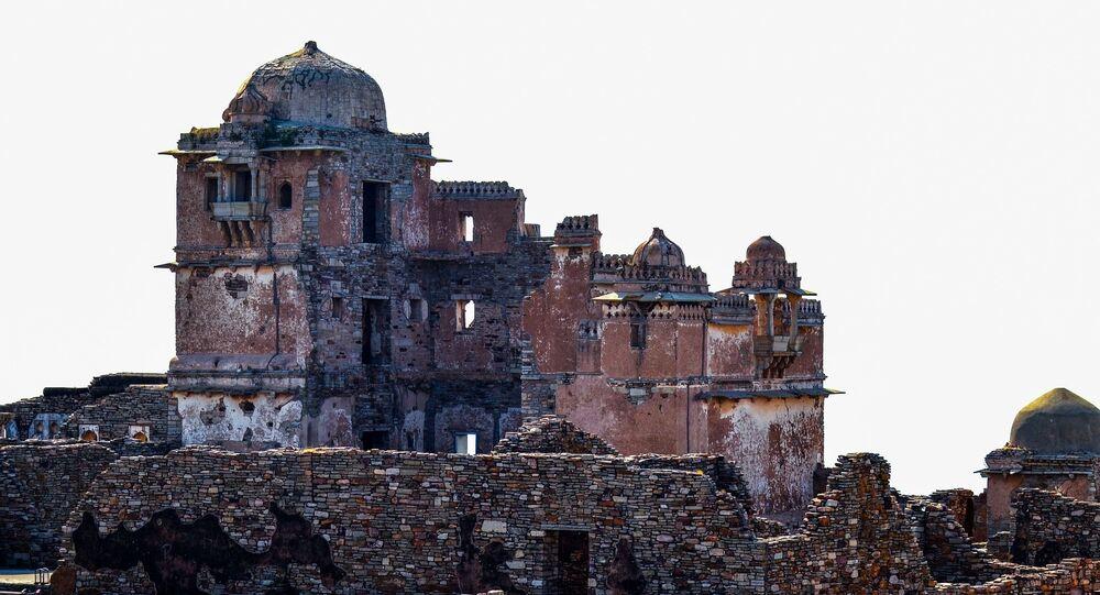 Chittorgarh, Rajasthan, India