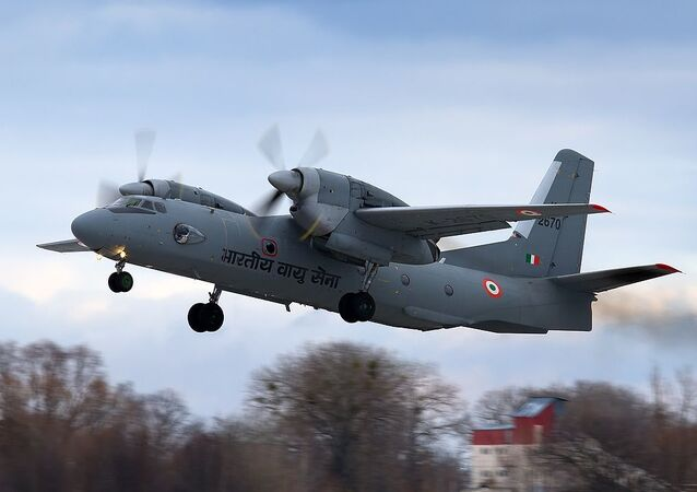 Antonov An-32RE, India - Air Force