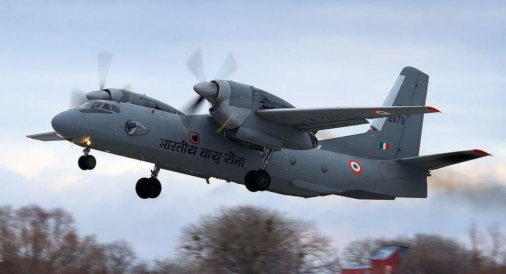 Antonov An-32RE, India - Air Force
