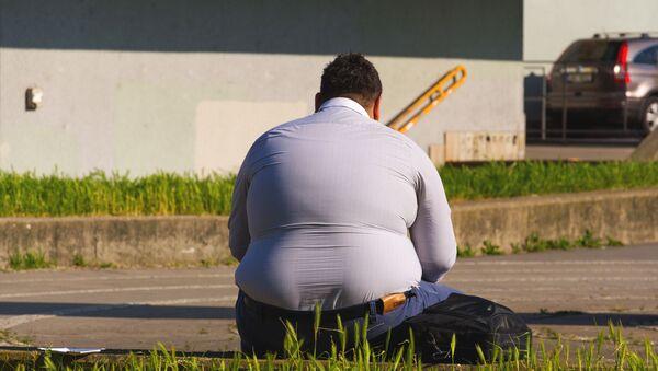 Fat man - Sputnik International