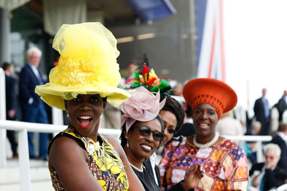 Royal Ascot Attendees