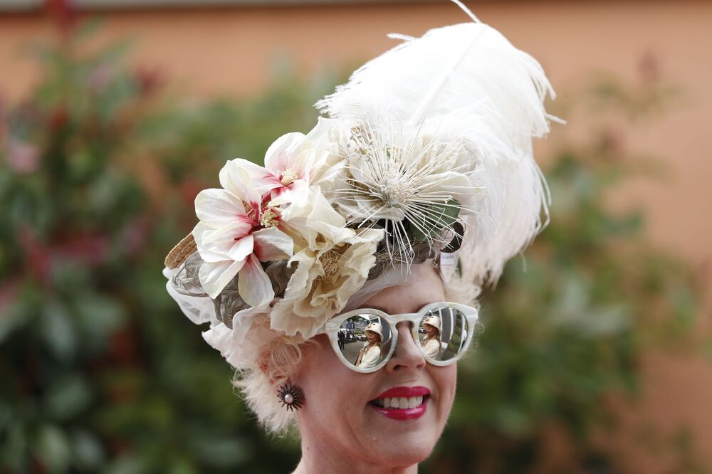 Royal Ascot Attendee