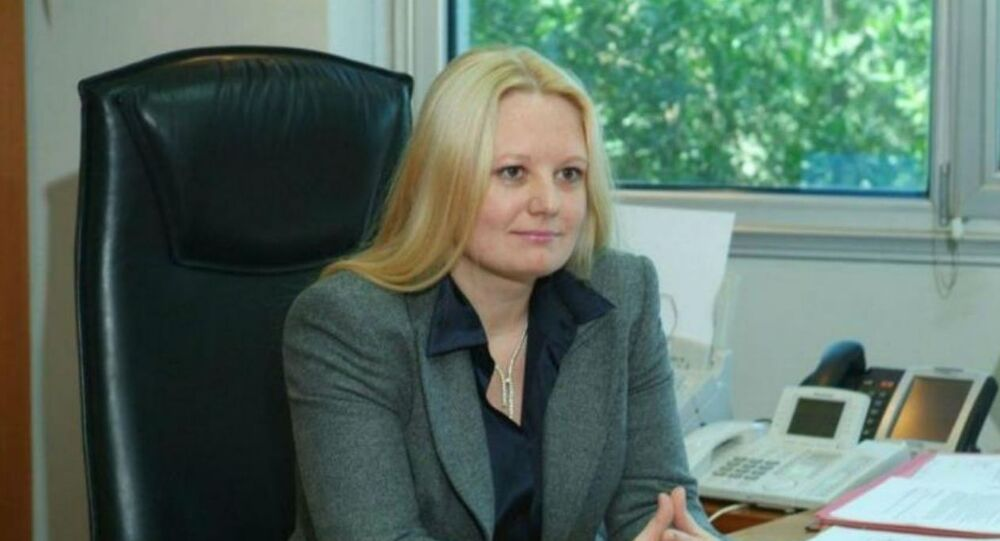 Marsha Lazareva