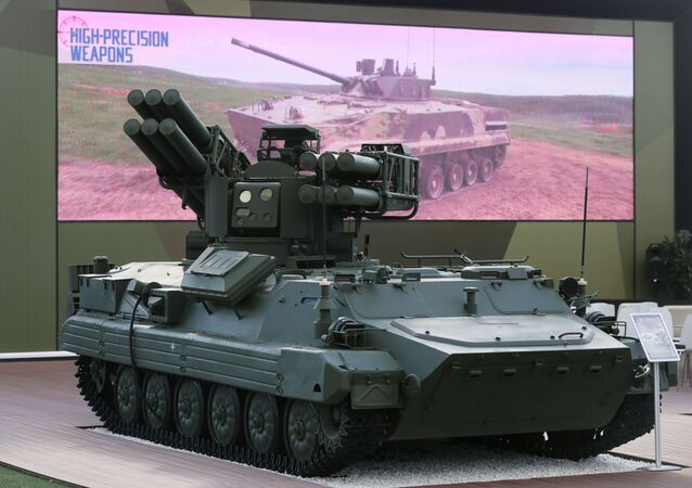 Cross-branch tests of the Strela-10ML anti-aircraft missile system (called Sosna anti-aircraft missile system when made for exports) were completed successfully in May 2019