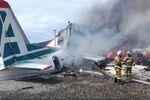 An-24 Crash in Russia's Buryatia