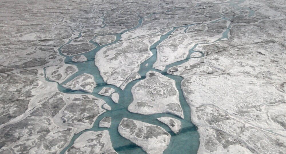 Researchers have discovered 56 previously uncharted subglacial lakes beneath the Greenland Ice Sheet bringing the total known number of lakes to 60. Although these lakes are typically smaller than similar lakes in Antarctica, their discovery demonstrates that lakes beneath the Greenland Ice Sheet are much more common than previously thought