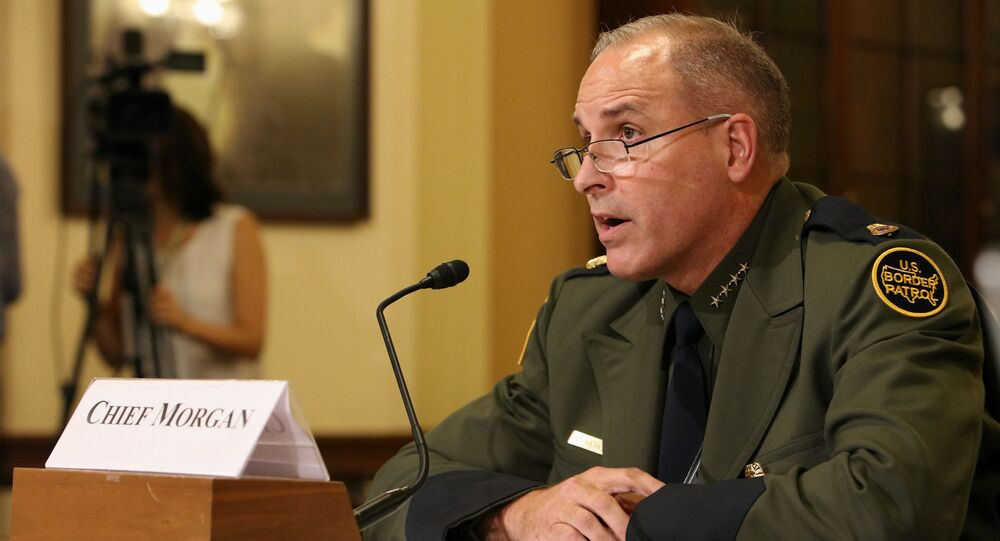Mark Morgan First Hearing as USBP Chief with CBP