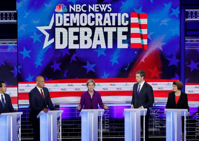 Democratic Candidates Debate in Miami