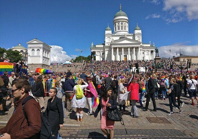 Helsinki Pride (File)
