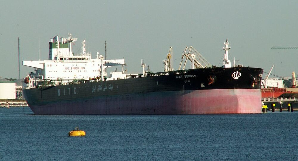 Iran warns against United States aggression against its oil tankers in the Caribbean""