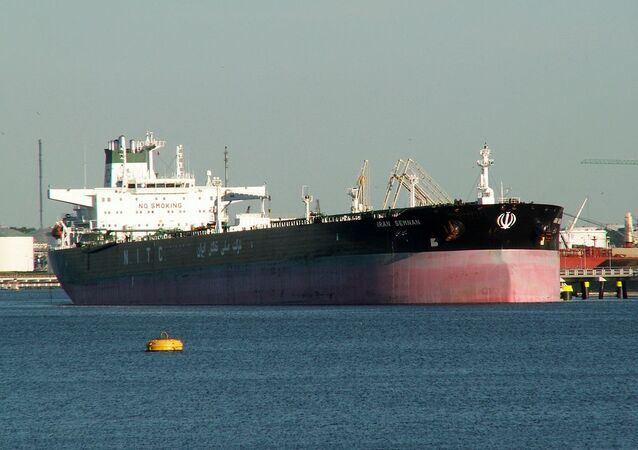 Iran Semnan oil tankerker