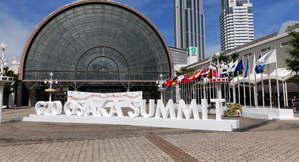 C20 Osaka summit