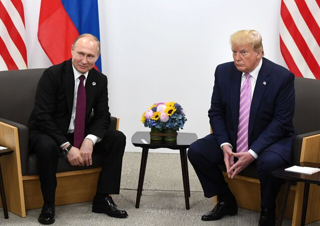Trump-Putin Talks in Japan