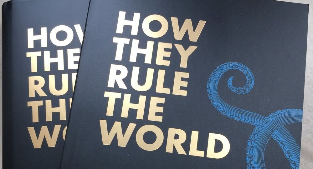 Pedro Baños' How They Rule the World