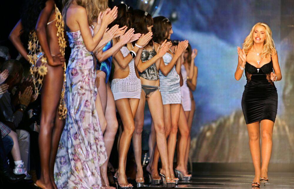 Fashion Show in Milan