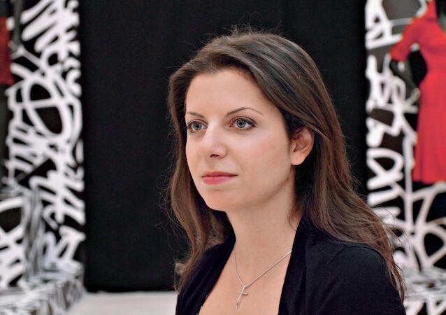 Editor-in-Chief Margarita Simonyan