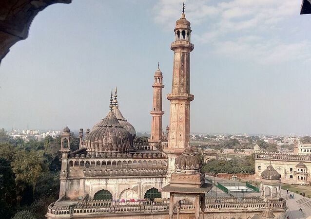 Lucknow, the capital of India's most populous state, Uttar Pradesh.