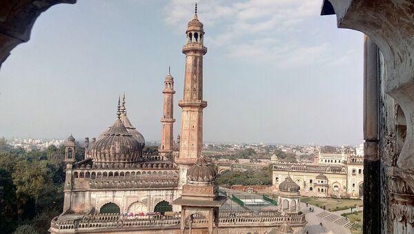 Lucknow, the capital of India's most populous state, Uttar Pradesh - Sputnik International