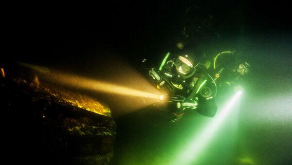 Russia Scuba Diving - Sputnik International