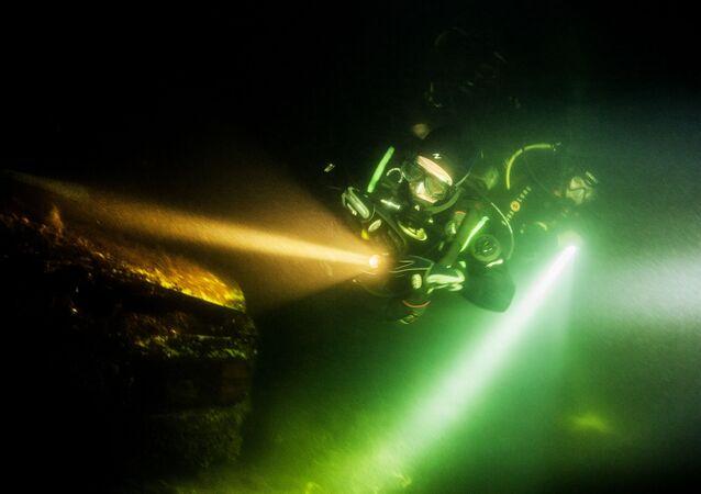 Russia Scuba Diving