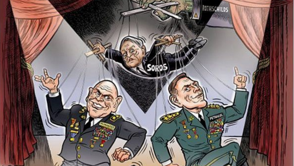 Cartoonist Accused of Anti-Semitism Invited to Trump's Social Media Summit - Sputnik International