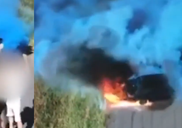 It's a … Demon?! Aussie Gender Reveal Ends in Flames