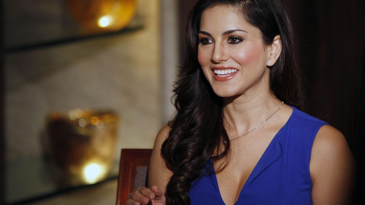 Indian Ex Porn Star Sunny Leone Not Bothered By What Trolls Think