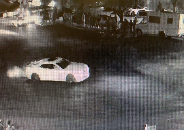 US Street Racers Flee Scene After Beating, Robbing Elderly Man