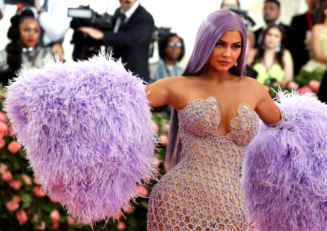 Metropolitan Museum of Art Costume Institute Gala - Met Gala - Camp: Notes on Fashion- Arrivals - New York City, U.S. – May 6, 2019 - Kylie Jenner