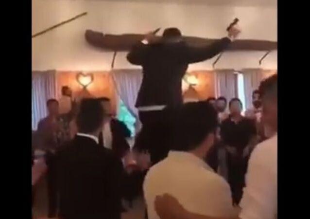 Dance with guns