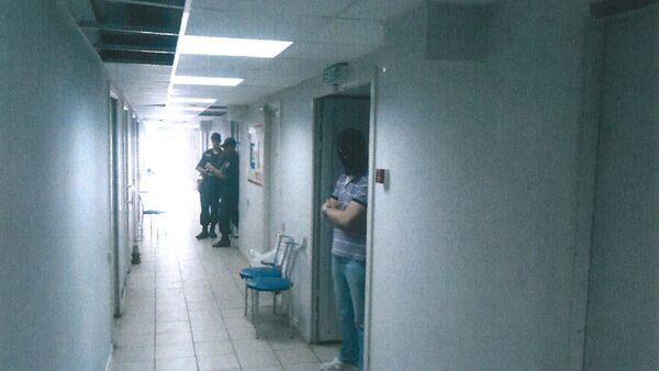 Secret prison at the airport of Mariupol - Sputnik International