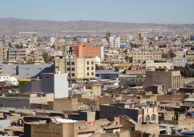 Erbil Skyline
