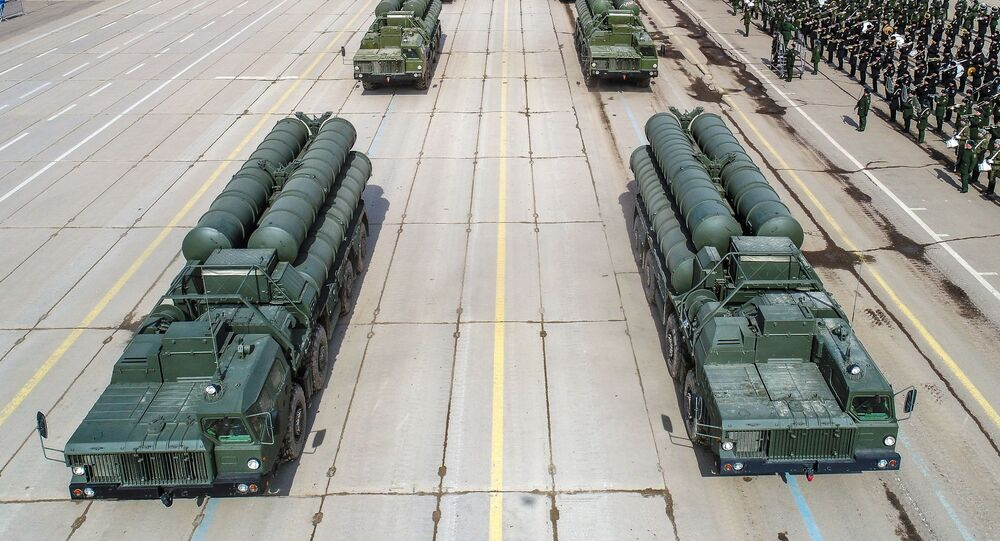 S-400 Air Defence Systems