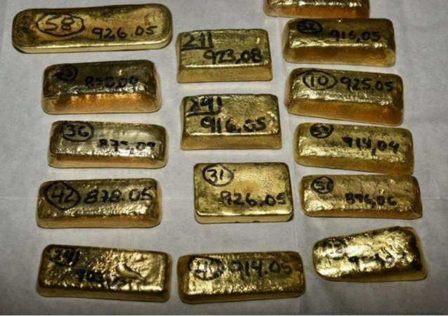 Officials Seize Nearly $5 Million in Gold Bars at UK's Heathrow Airport