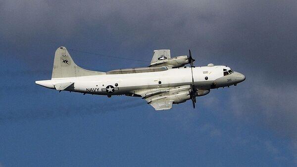 U.S. Navy Lockheed EP-3E - Sputnik International